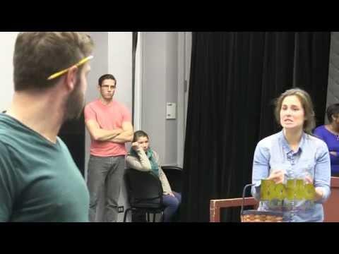 PARADE in Rehearsal pt 5