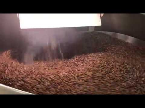 Vermont Coffee Company has invested in energy-efficient roasting equipment making it possible to roast coffee with significantly less energy.