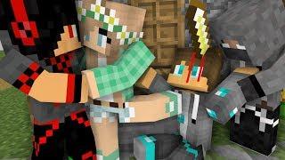 Diamond man life 28 - Minecraft Animation
