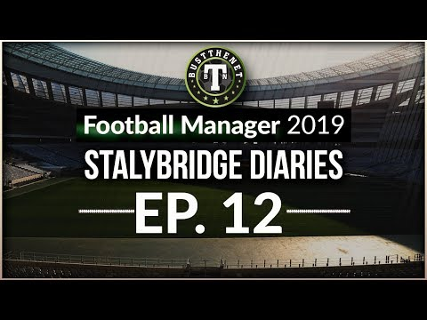 Stalybridge Diaries | Race to the Finish | Football Manager 2019