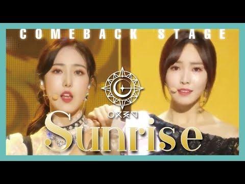 [Comeback Stage] GFRIEND - Sunrise, 여자친구 - 해야 Show Music core 20190119