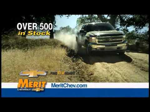 March Mania at Merit Chevrolet