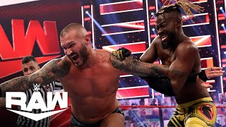 RKBro's Bond Grows as Kofi Kingston Defeats Randy Orton | WWE Raw Highlights 5/17/21 | WWE on USA