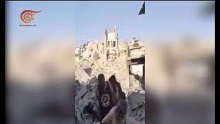 القوات العراقية تعتقل عدداً كبيراً من فلول داعش     -