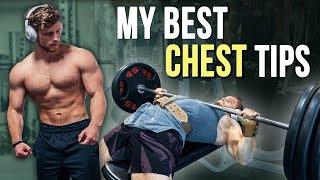 My Best CHEST Training Tips (Push Workout Walkthrough)