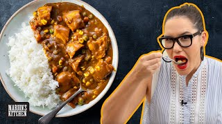 20 minutes - Japanese chicken curry FROM SCRATCH 💯 | Marion's Kitchen