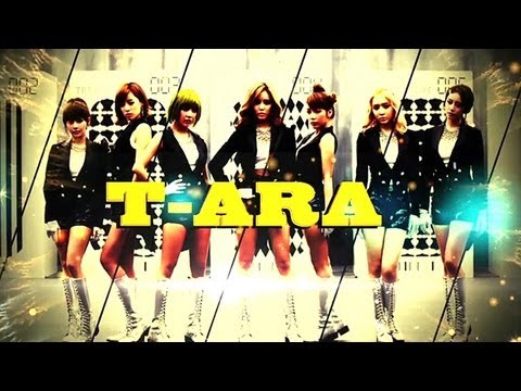 T-ARA - Comeback Stage, Sexy Love, 티아라 - 컴백무대, 섹시러브 Music Core 20120908