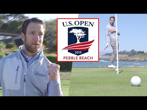 Dave Portnoy vs. The US Open at Pebble Beach — Mulligan Challenge