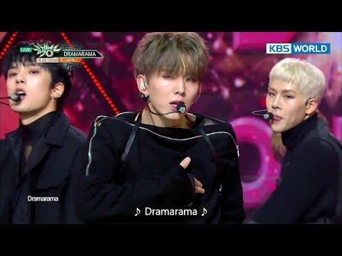 MONSTA X (몬스타엑스) - DRAMARAMA [Music Bank COMEBACK / 2017.11.10]