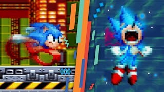 Sonic Mania Plus : The Return Of Toei Sonic