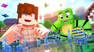 Minecraft FNAF 6 Pizzeria Simulator - HAPPY FROGS POOL! (Minecraft Roleplay)