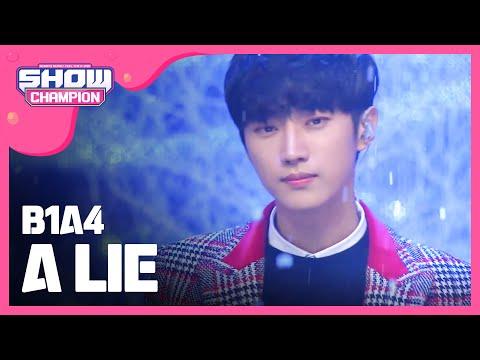 Show Champion EP.210 B1A4 - A lie