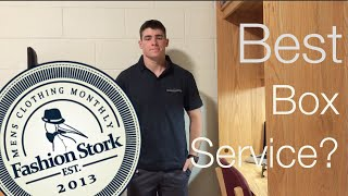 Best Men's Style Service | Fashion Stork Unboxing and Review (Detailed)