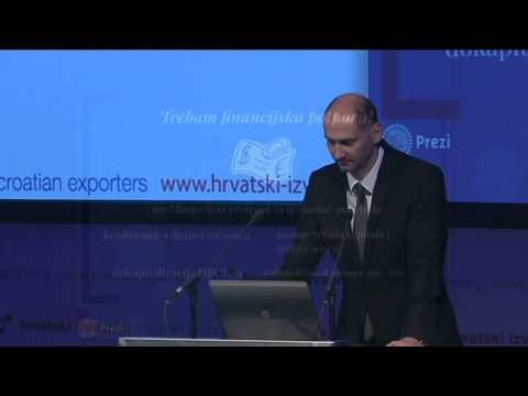 9. konvencija hrvatskih izvoznika - Panel rasprava: Joško Klisović