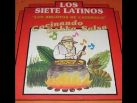 los 7 latinos -  la dama triste