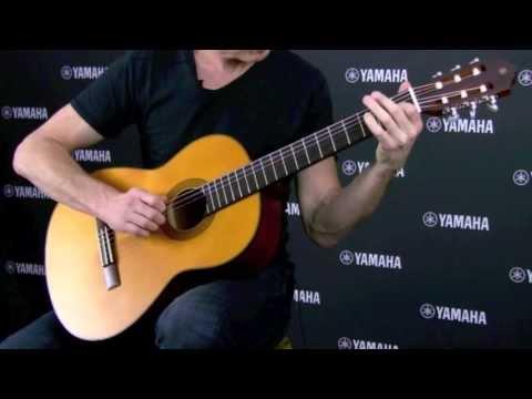 Yamaha CG122MC 4/4 Classical Acoustic Guitar