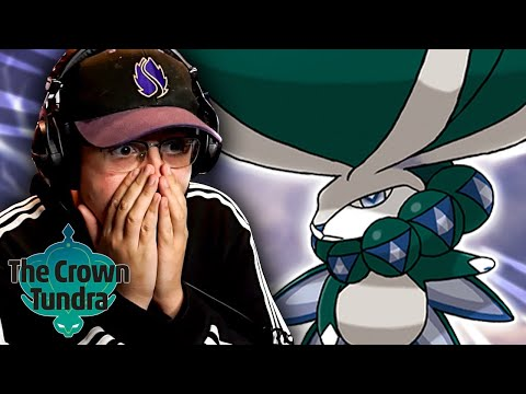 CROWN TUNDRA IS HERE!? | Pokemon Sword and Shield Expansion Pass LIVE! (PRE-RELEASE PARTY)