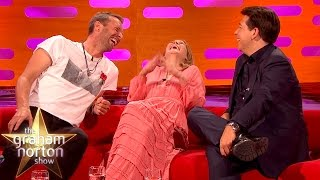 Michael McIntyre Tests Out New Material On Chris Martin - The Graham Norton Show