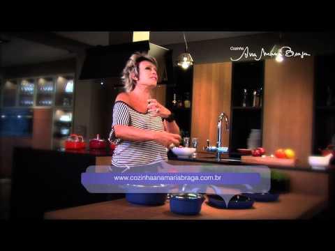 Cozinha Ana Maria Braga - LINHA GOURMET