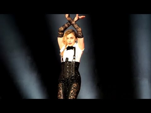 Madonna   La isla bonita (Live at Rebel Heart Tour)