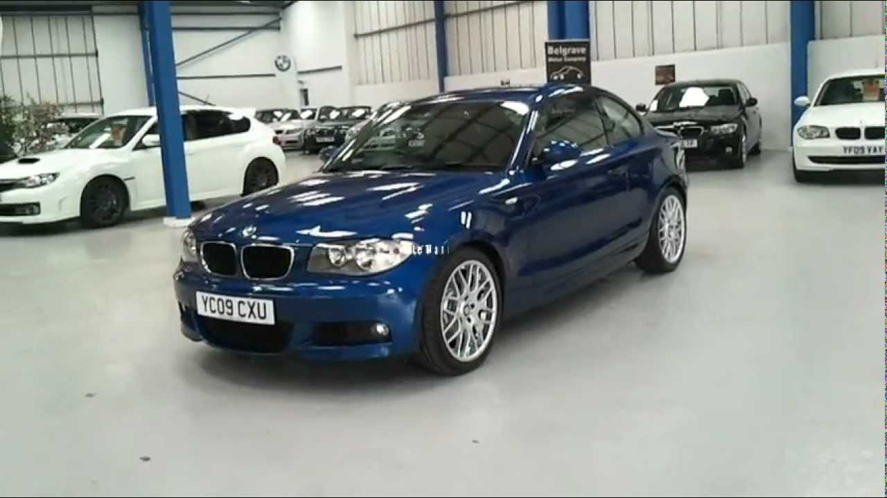 bmw 123d m sport saloon sold belgrave motor company. Black Bedroom Furniture Sets. Home Design Ideas