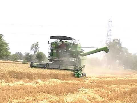 Get The Top Combine Harvester Manufacturer