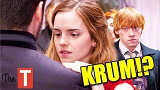 Harry Potter: Who Hermione Should Have Actually Ended Up With (Not Ron Or Harry)