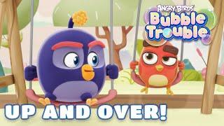 Angry Birds Bubble Trouble - 18  Hore a dosť