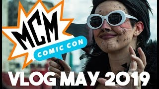 MCM Comic Con May 2019 - THEY INVITE THE FINAL PAM (and Taika's first MCM!)