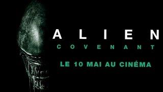 Alien : covenant :  bande-annonce finale VOST