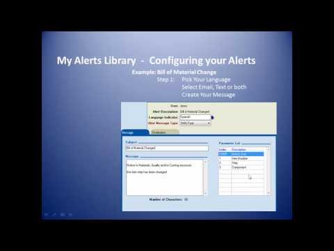 AIM Vision - Alerts