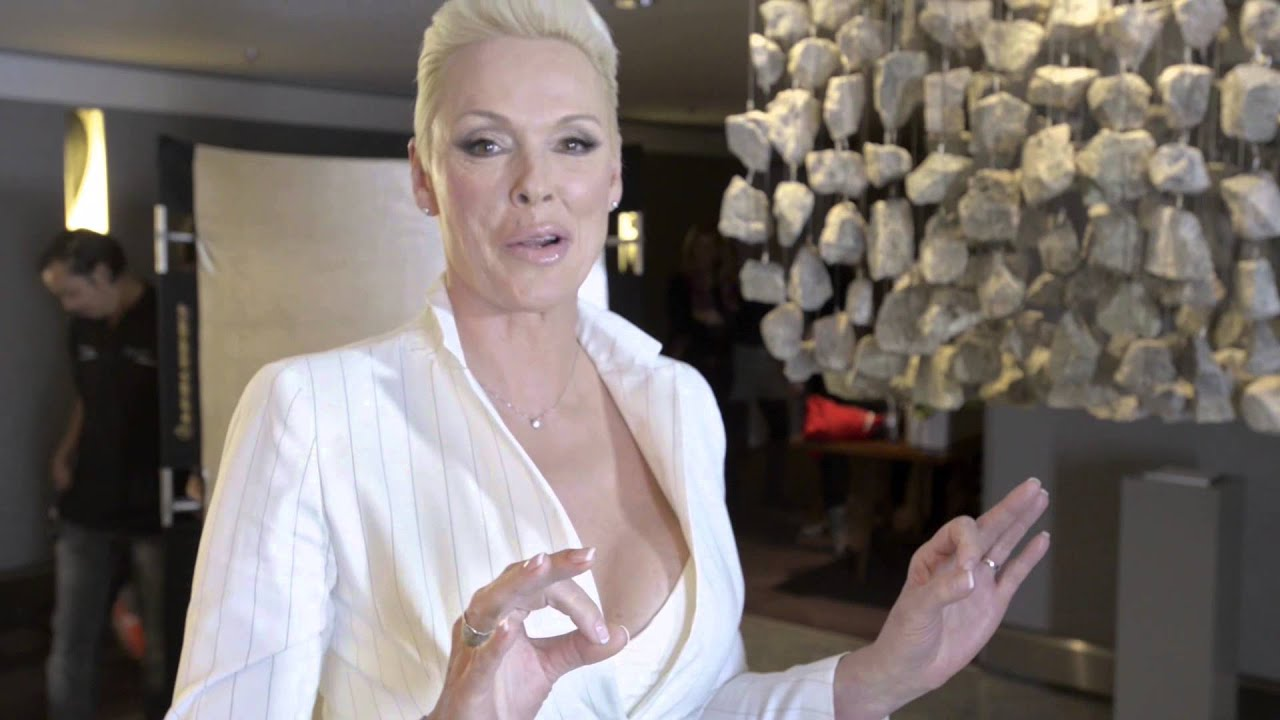 Jaguar presents Brigitte Nielsen - Behind the scenes - THE KEY by ...