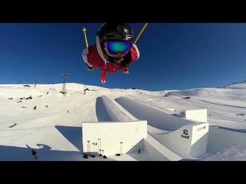 GoPro: Emma's Huge Backflip