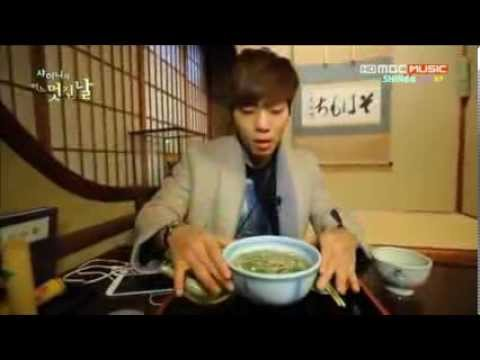SHINee Eat Time! 'One Fine Day' [Eng. Sub] Part 2/4