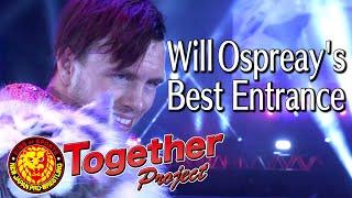 NJPW Star Will Ospreay Update