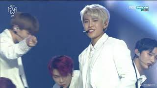 181106 WANNA ONE - To Be One + Nothing Without You + I'll Remember + Light + Beautiful (2018 MGA)