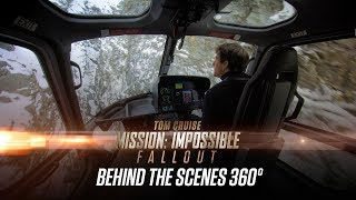 """Mission: Impossible – Fallout (2018) – """"Behind The Scenes 360°"""""""