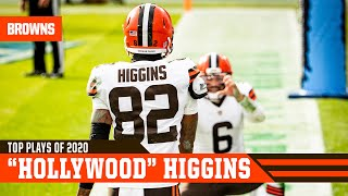 """Top Plays of 2020: """"Hollywood"""" Higgins 