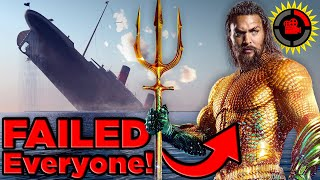 Film Theory: Aquaman is NO Hero!