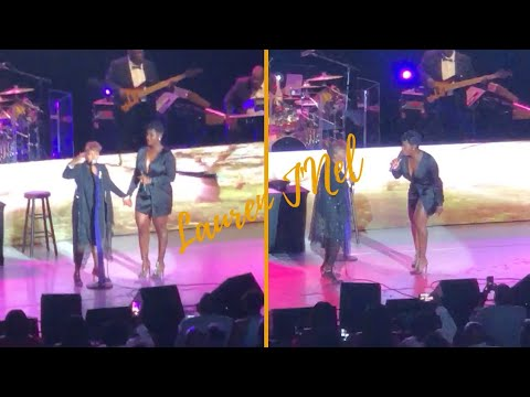 Anita Baker & Fantasia Meet For The First Time And Sing Together!