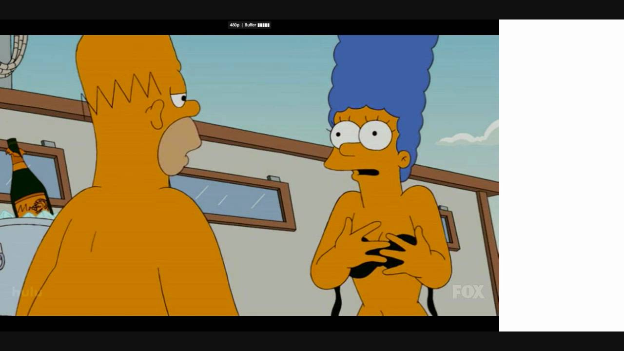 marge simpson swimsuit