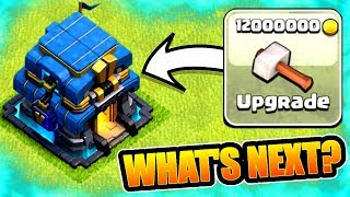 WHAT HAPPENS ONCE WE HAVE MAXED TOWN HALL 12!? - Clash Of Clans