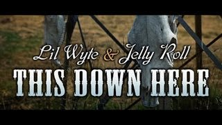 """Lil Wyte & Jelly Roll """"This Down Here"""" feat. Jesse Whitley [Prod. by t.stoner]"""