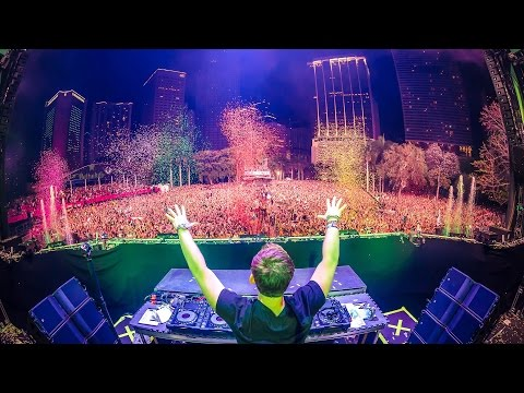 Hardwell - LIVE at Ultra Music Festival (2015)