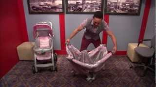 """Baby Daddy"" PlayYard Play Pen Challenge"