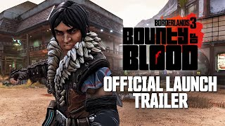 Bounty of Blood Launch Trailer preview image