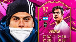 5⭐4⭐ LA JOYA! 💎 97 FUTTIES DYBALA PLAYER REVIEW! - FIFA 21 Ultimate Team