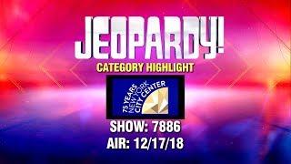 New York City Center on Jeopardy!