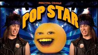 Annoying Orange HFA - Pop Star