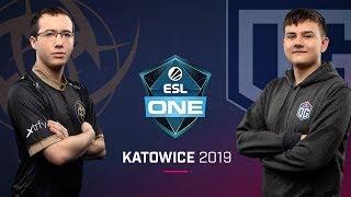 Dota 2 - NIP vs. OG - Game 1 - LB Ro4b #1 - ESL One Katowice 2019